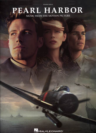 Pearl Harbor Music From The Motion Picture Piano Solo