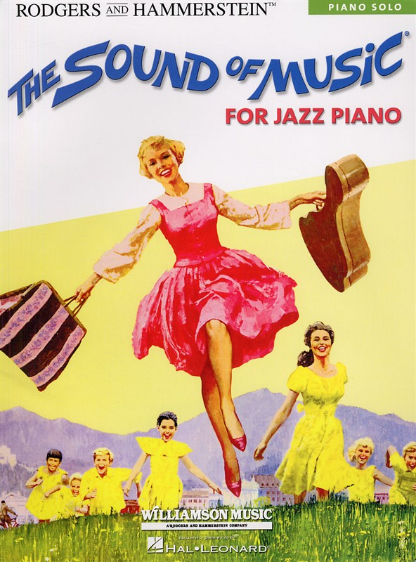 The Sound Of Music For Jazz - Piano Solo