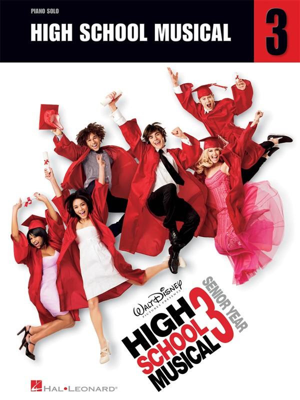 High School Musical 3 - Senior Year - Piano Solo - Piano Solo