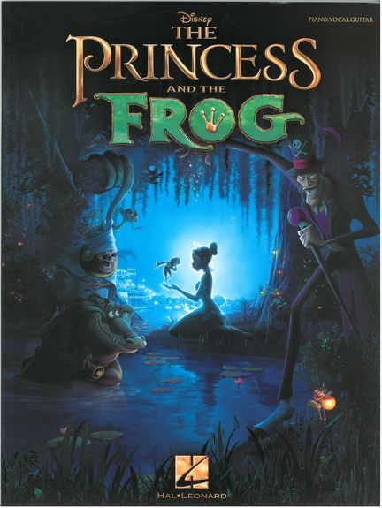 NEWMAN RANDY - DISNEY PRINCESS AND THE FROG - PVG