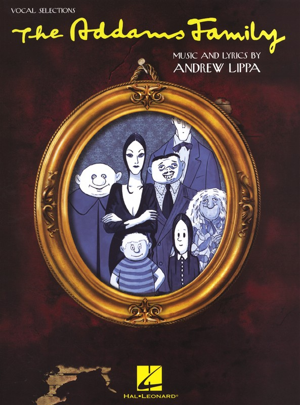 ANDREW LIPPA - THE ADDAMS FAMILY - PVG