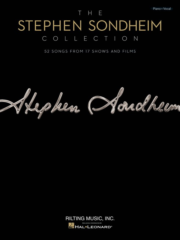 Sondheim Stephen - The Collection - Voice
