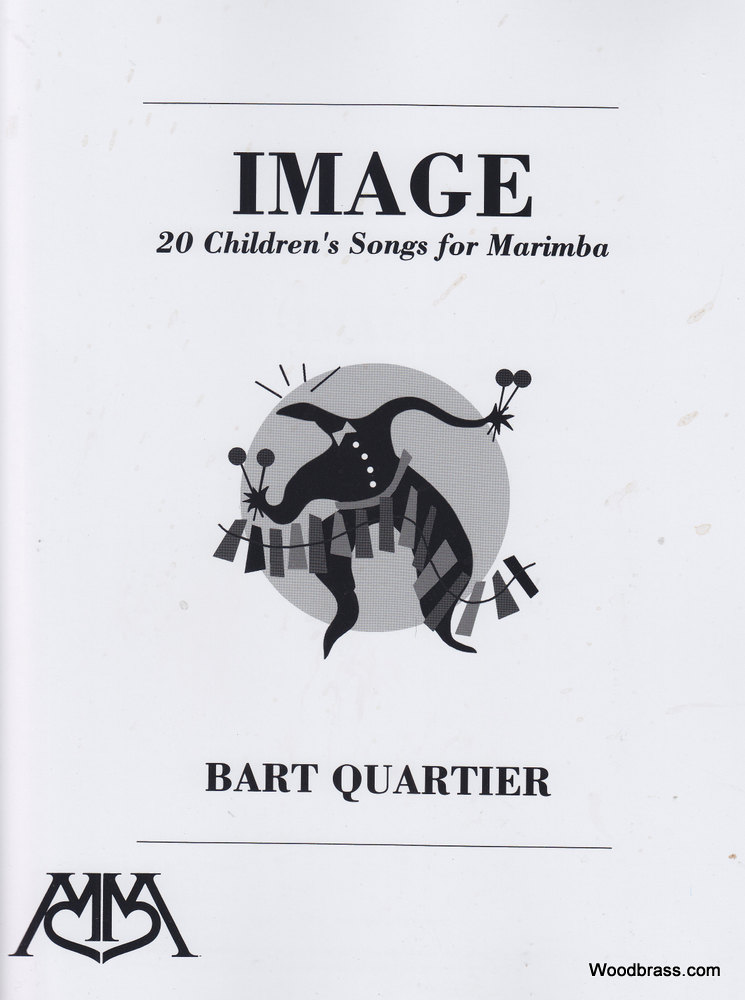 QUARTIER B. - 20 CHILDREN'S SONGS FOR MARIMBA