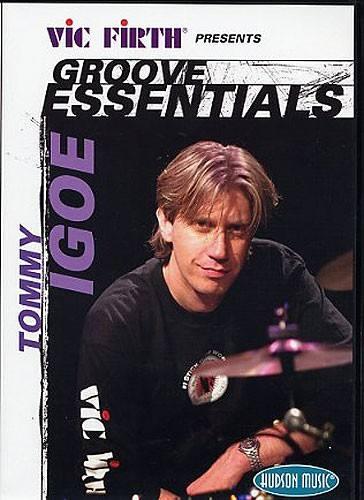 Igoe T. - Groove Essential Dvd
