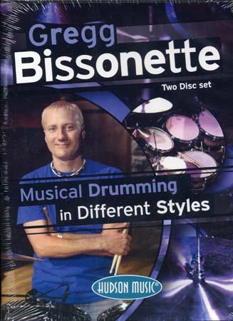 Bissonette Gregg -  Musical Drumming 2 S