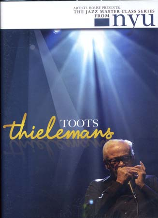 Toots Thielemans -  Jazz Master Class Series - Harmonica