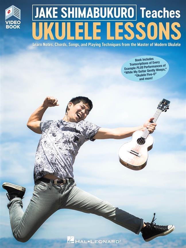 Jake Shimabukuro Teaches Ukulele Lessons + Video En Ligne