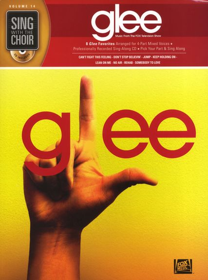 Sing With The Choir Vol.14 - Glee