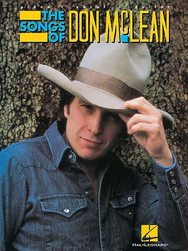The Songs Of Don Mclean - Pvg