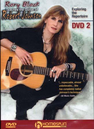Block Rory - Guitar Of Robert Johnson Vol.2