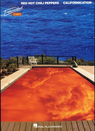 Red Hot Chili Peppers - Californication - Score