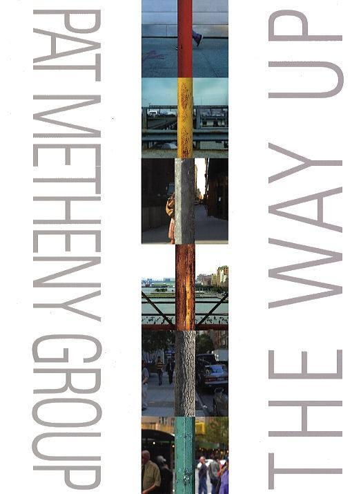 Metheny Pat - The Way Up - Score