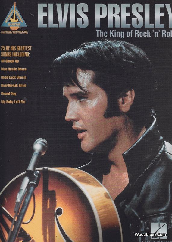 Presley Elvis - King Of Rock'n'roll - Guitar Tab