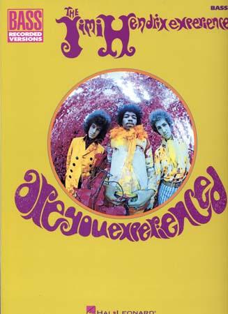 Hendrix Jimi - Are You Experienced - Bass Tab
