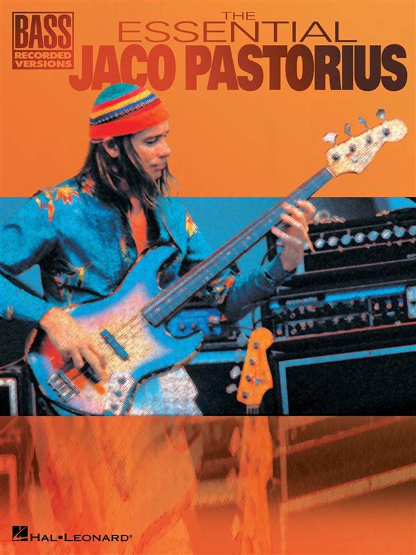 The Essential Jaco Pastorius B - Bass Guitar