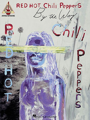 Red Hot Chili Peppers - By The Way - Guitar Tab