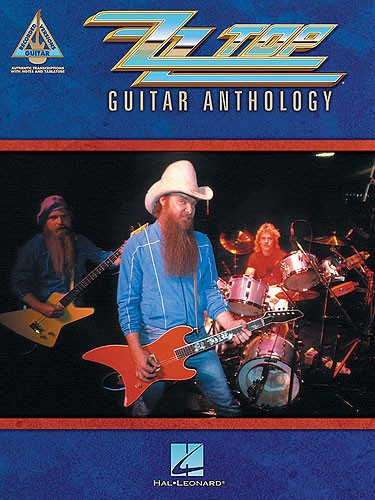 ZZ TOP - GUITAR ANTHOLOGY TAB