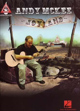Mckee Andy - Joyland - Guitar Tab