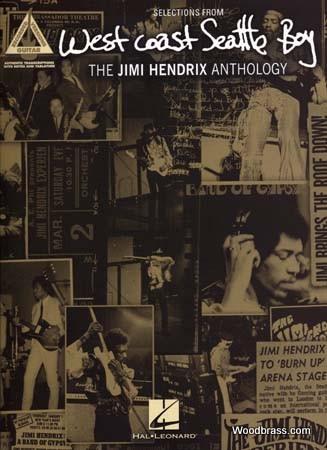 Hendrix J -  Anthology West Coast Seattle Boy - Tab