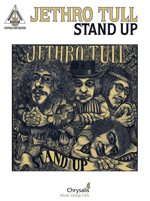 Livres de chansons Jethro Tull - Partition Jethro Tull - Tablatures ...