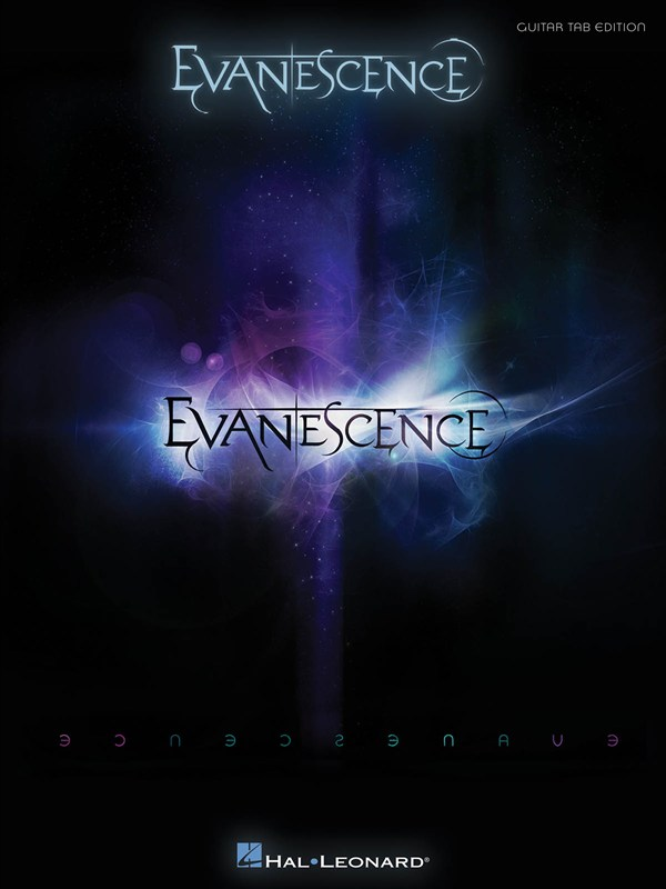 Evanescence Evanescence Grv Guitar Recorded Version - Guitar Tab