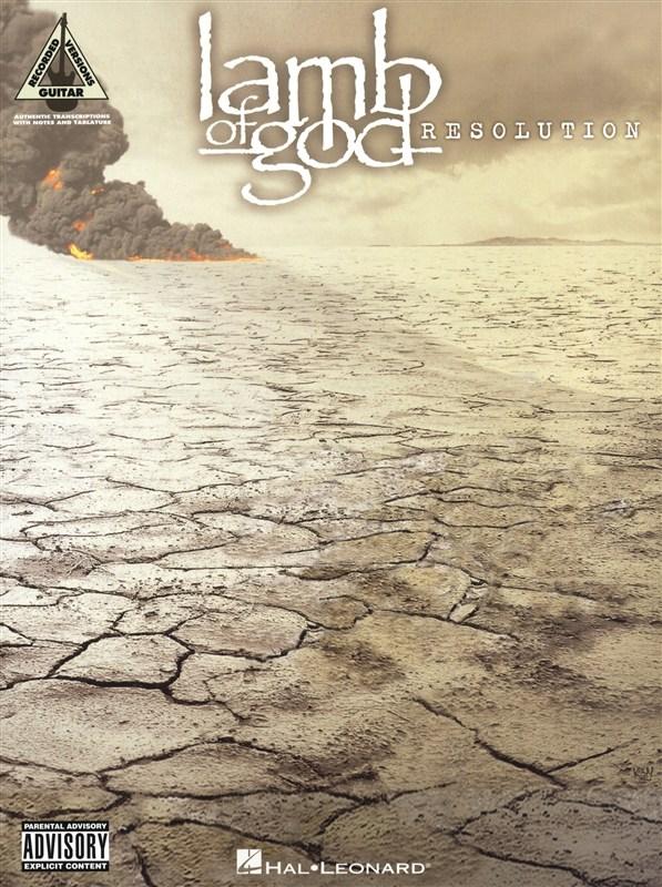 Buy Lamb of God Tablature Books