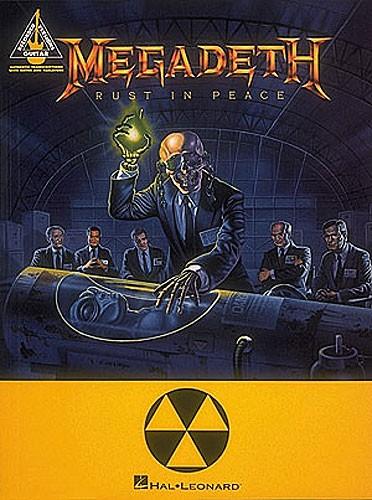 Megadeth - Rust In Peace - Guitar Tab