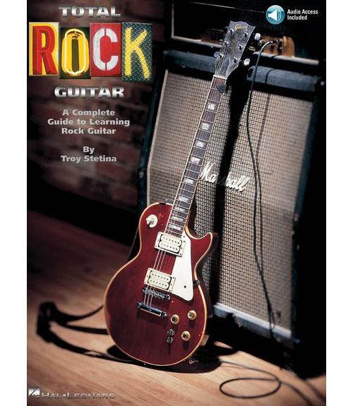 TOTAL ROCK + MP3 - GUITAR TAB