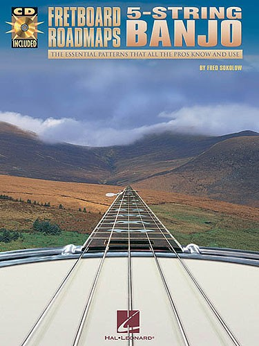 Sokolow Fred - Fretboard Road Maps - 5 String Banjo - Banjo