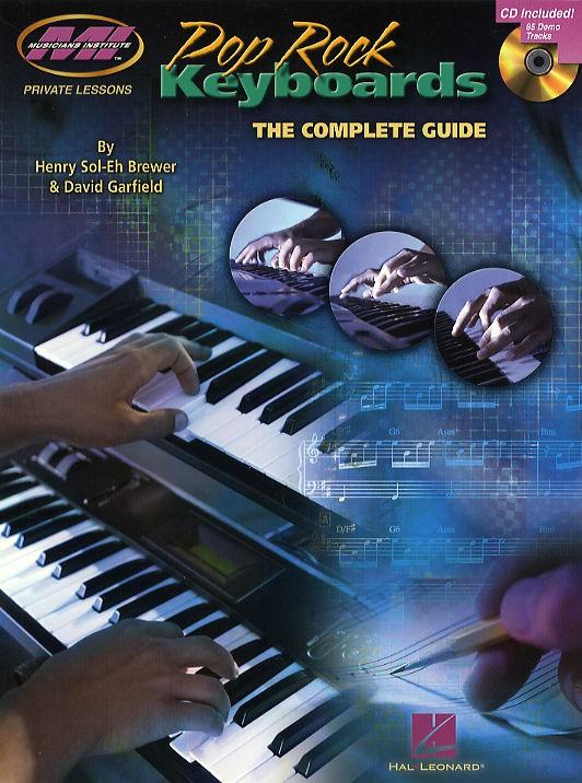 Garfield David - Pop Rock Keyboards - The Complete Guide - Keyboard