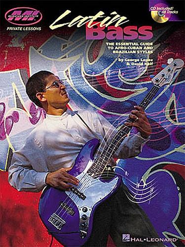 Lopez George - Latin Bass + Cd - Bass Guitar Tab