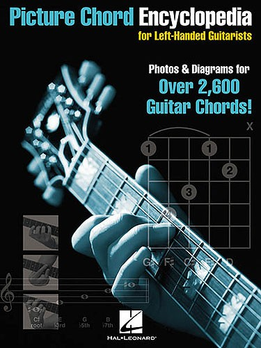Picture Chord Encyclopedia For Left-handed Guitarists - Guitar