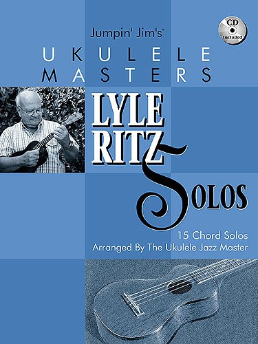 Ukulele Masters Lyle Ritz Solos Chords Solos + Cd