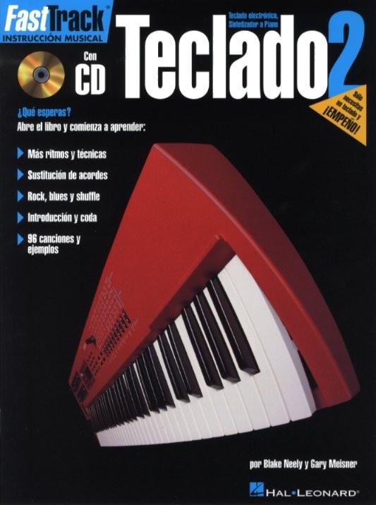 Fast Track Teclado 2 + Cd - Keyboard