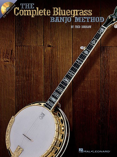 Sokolow Fred - Complete Bluegrass Banjo Method - Banjo Tab