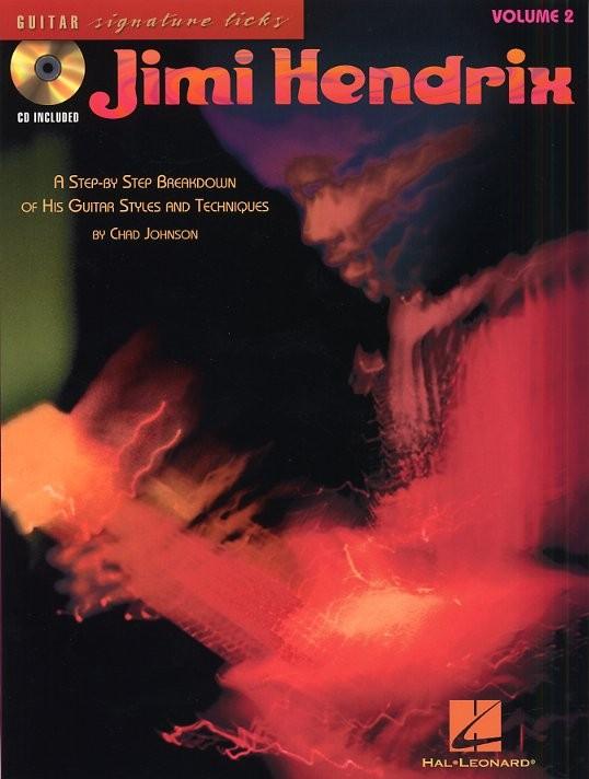 Hendrix Jimi - Signature Licks Vol.2 + Cd - Guitar Tab