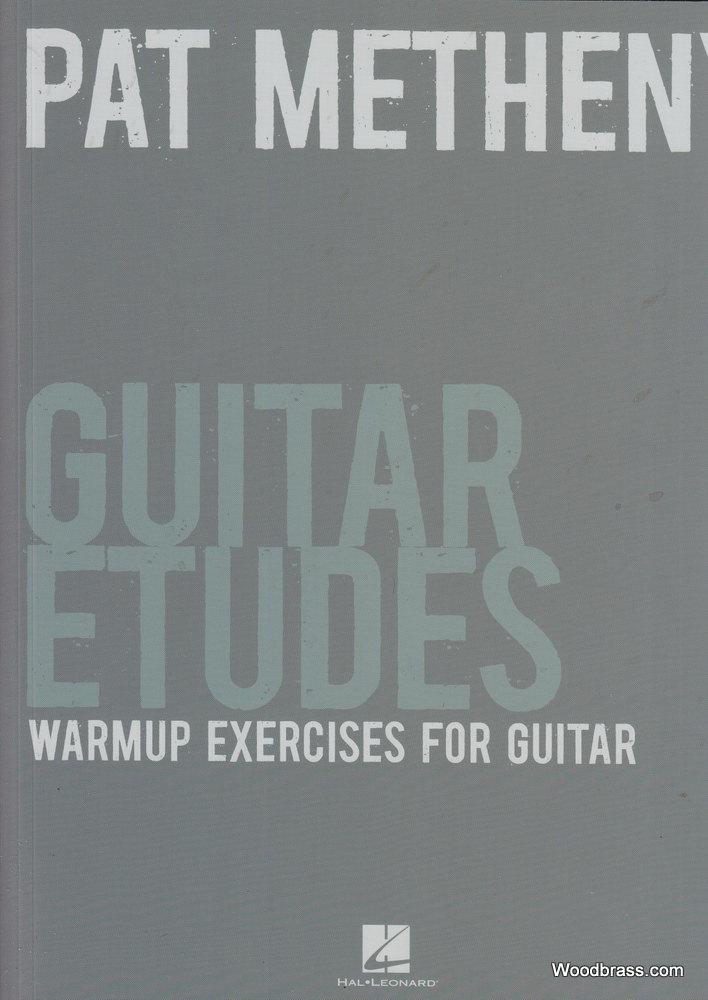 Metheny P. - Jazz Etudes - Guitar