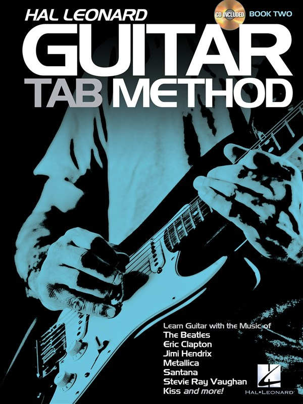 Hal leonard hal leonard guitar tab method 2 tab cd guitar