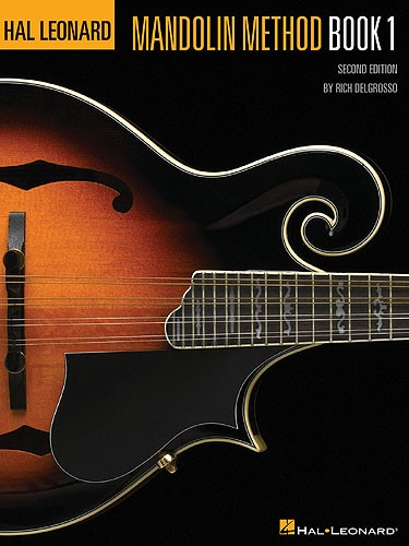 Hal leonard hal leonard mandolin method book 1 guitar tab