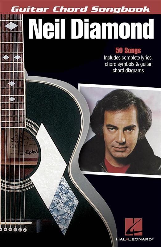 Livres de chansons Neil Diamond - Partition Neil Diamond ...