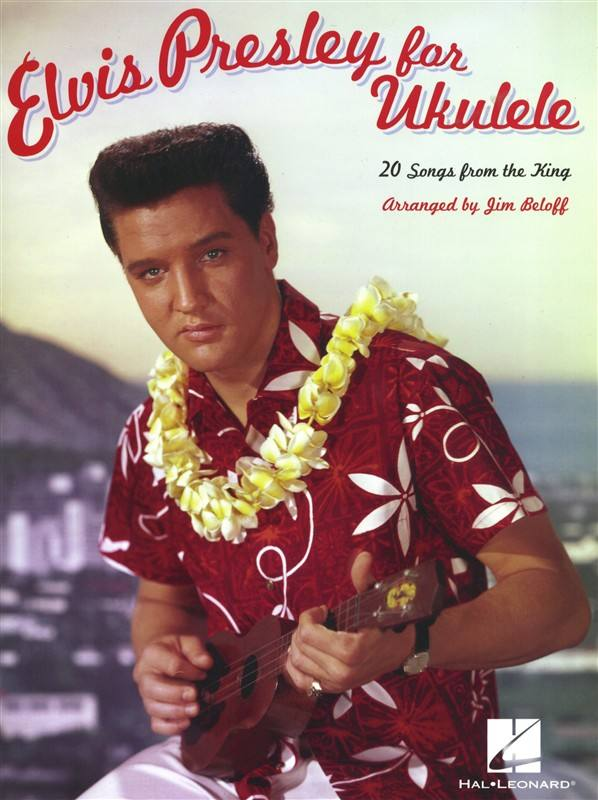 Elvis Presley For Ukulele