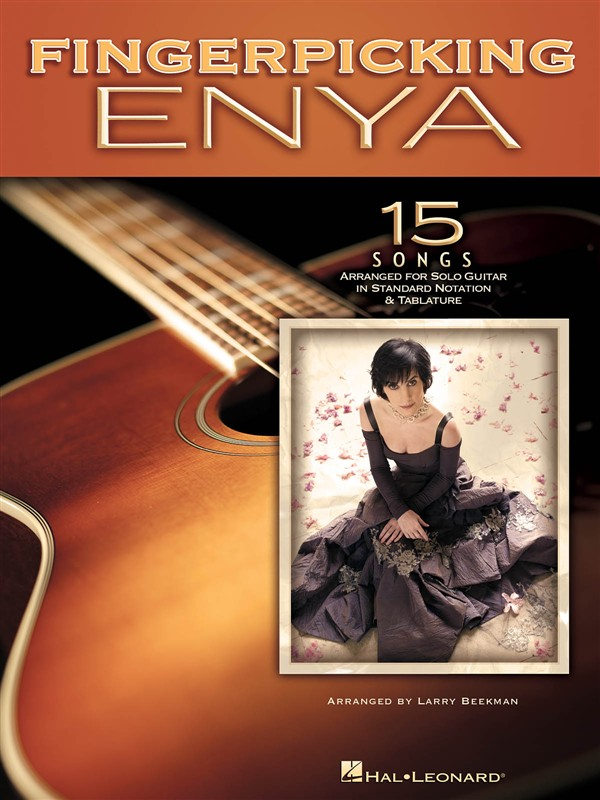FINGERPICKING ENYA 15 SONGS ARR FOR SOLO GUITAR NOTATION AND - GUITAR