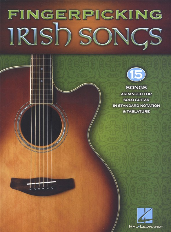 FINGERPICKING IRISH SONGS GUITAR SOLO - GUITAR