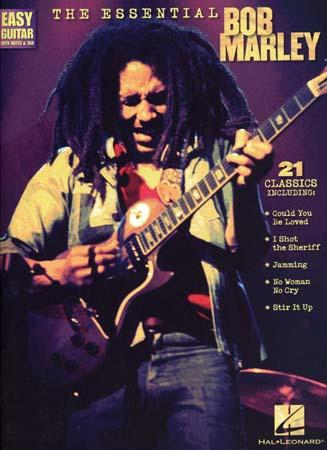 Marley Bob - Essential - Easy Guitar Tab