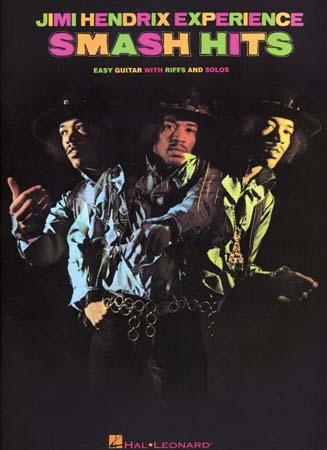 Hendrix Jimi - Smash Hits - Easy Guitar Tab