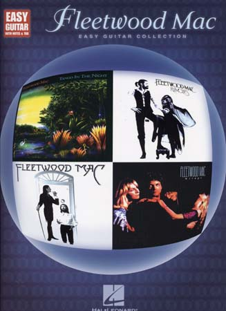 FLEETWOOD MAC - EASY GUITAR COLLECTION - GUITARE TAB