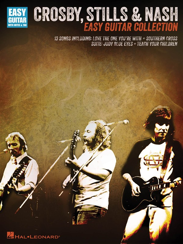 Livres De Chansons Crosby Stills Nash Young Partition Crosby