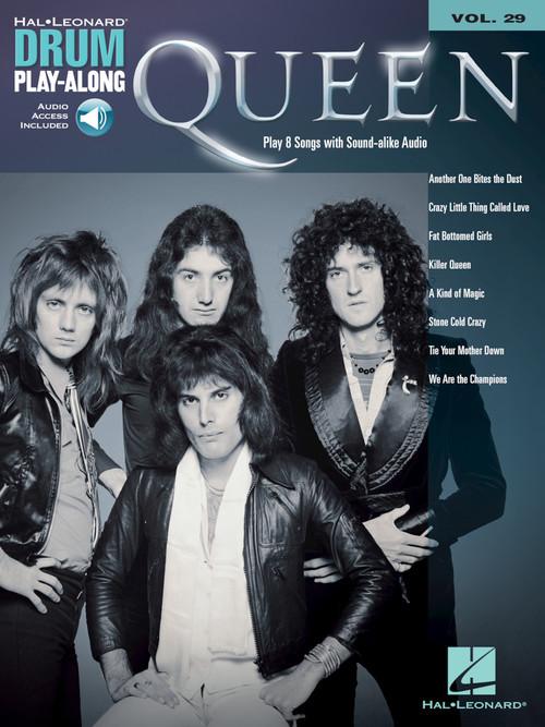 Drum Play Along Vol.29 - Queen