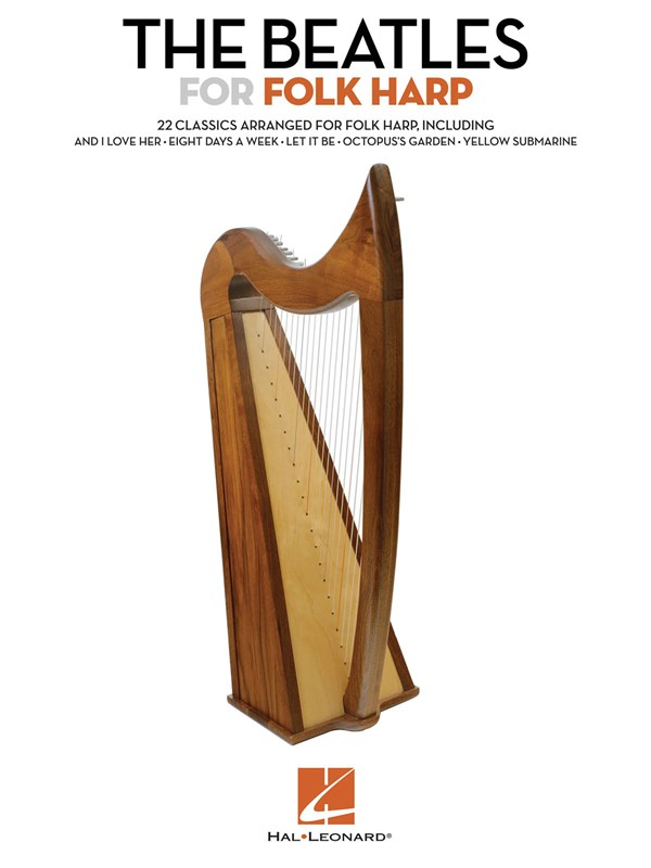 Beatles The For Folk Harp - Harp
