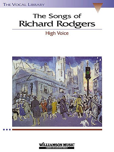 THE SONGS OF RICHARD RODGERS - HIGH VOICE